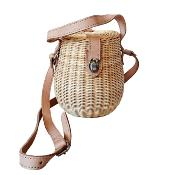 Sac Honey en osier
