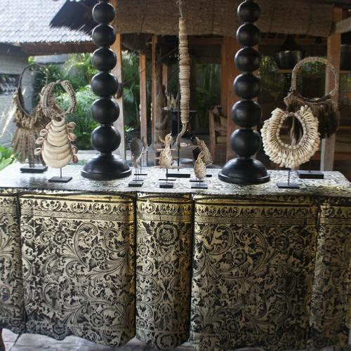 Déco Bali   Importation
