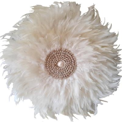 JUJU HAT BLANC, COQUILLAGES - 50 cm